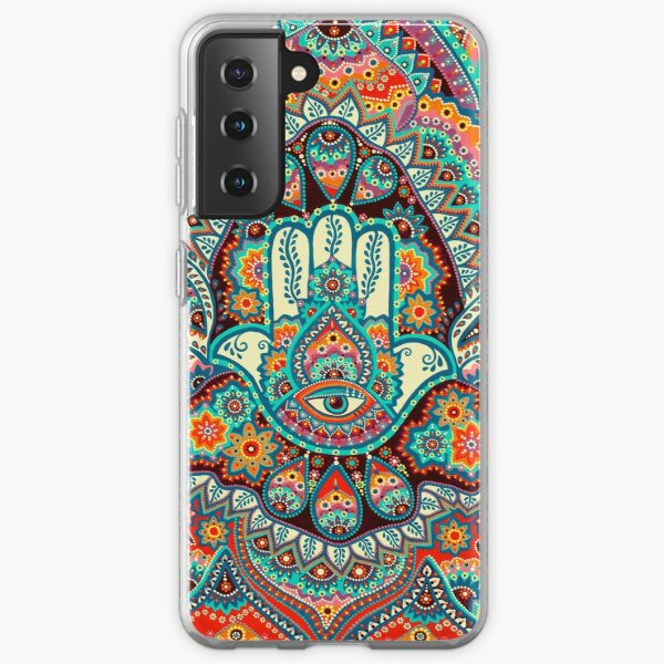Hamsa Hand Samsung Galaxy Soft Case