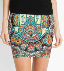 Hamsa Hand Mini Skirt