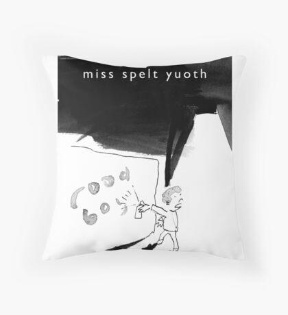 Rood Boy Throw Pillow