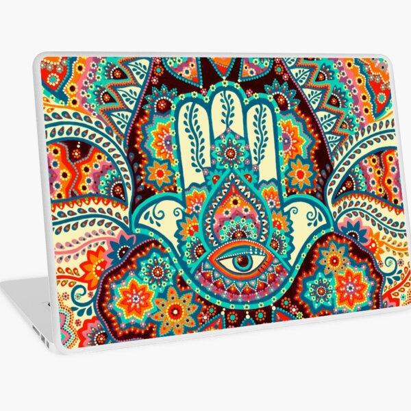 Hamsa Hand Laptop Skin