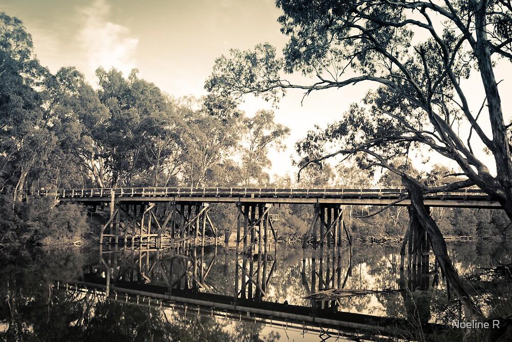 Historic Bridge by Noeline R