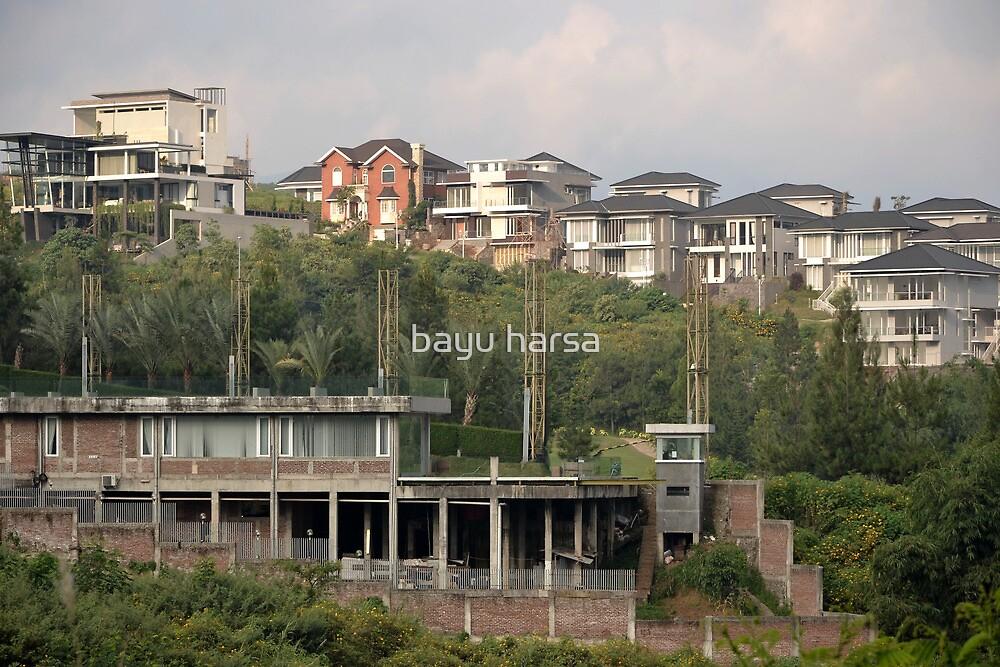 luxury houses by bayu harsa