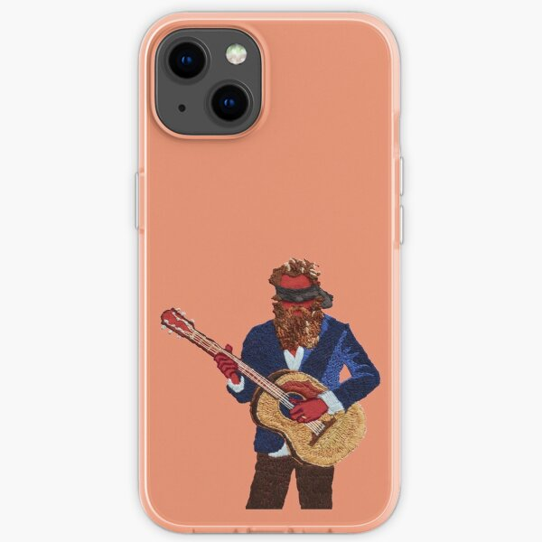 Iron And Wine Band iPhone Soft Case