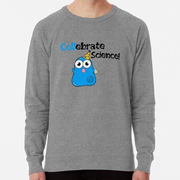 Cellebrate Science! Lightweight Sweatshirt