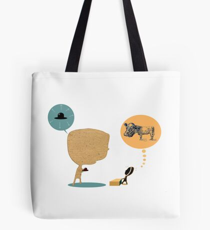 You're Going To Need A Bigger Hat Tote Bag