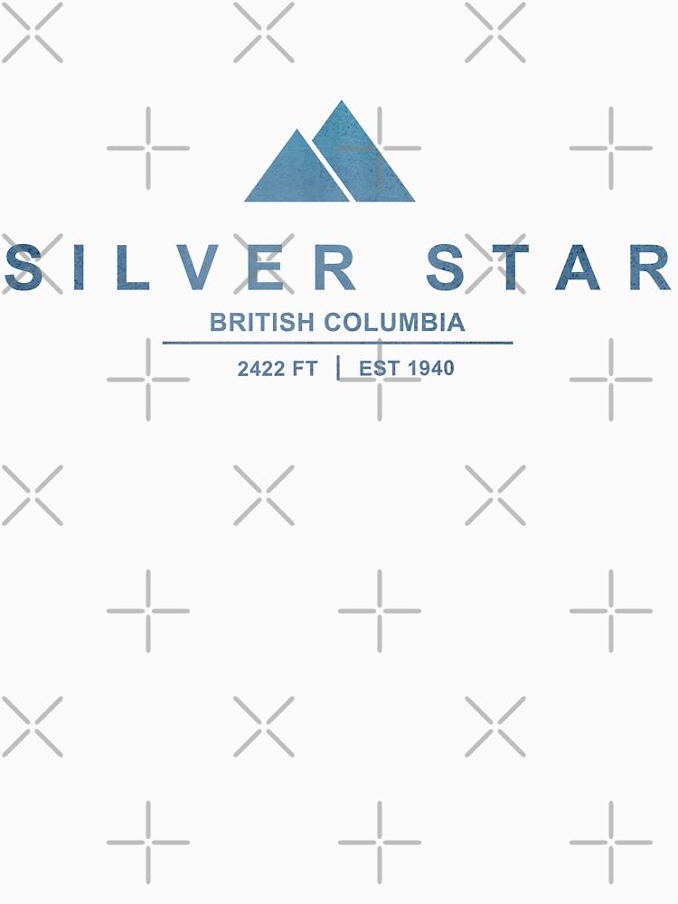 Silver Star Ski Resort British Columbia by CarbonClothing