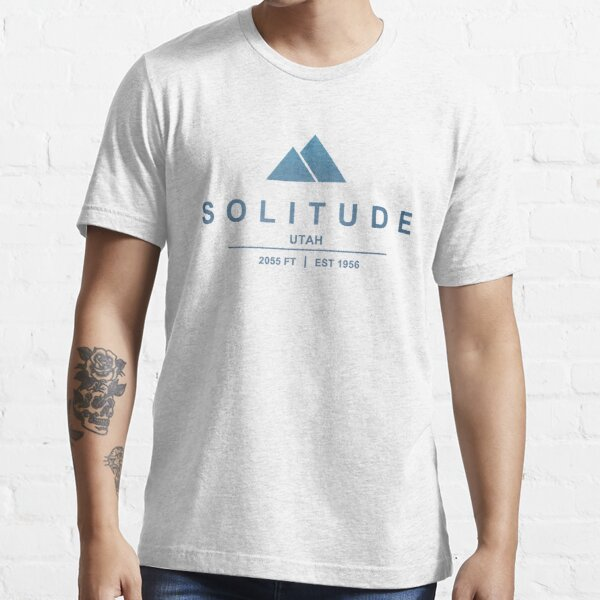 Solitude Ski Resort Utah Essential T-Shirt