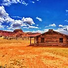 Ghost Ranch, Abiquiu, New Mexico by fauselr