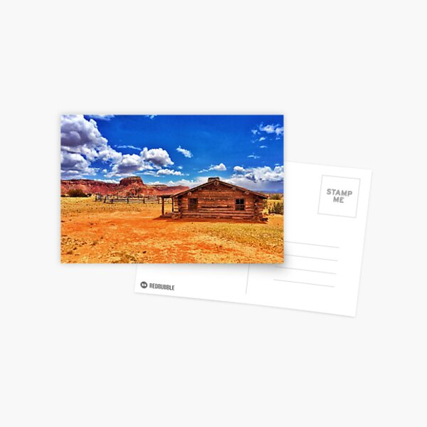 Ghost Ranch, Abiquiu, New Mexico Postcard