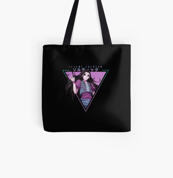 Illumi Zoldyck - Chasseur x Chasseur Tote bag doublé