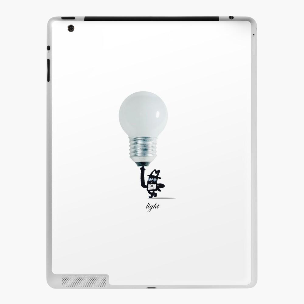 Light iPad Case & Skin