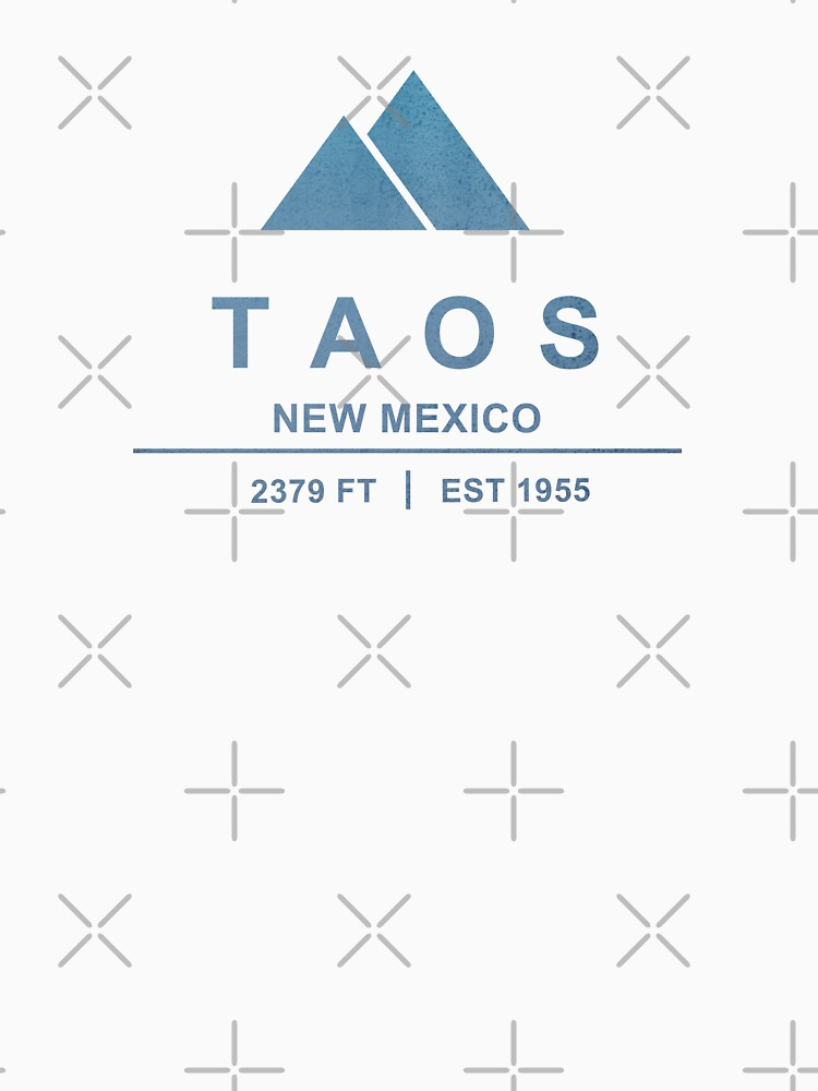 Taos Ski Resort New Mexico by CarbonClothing