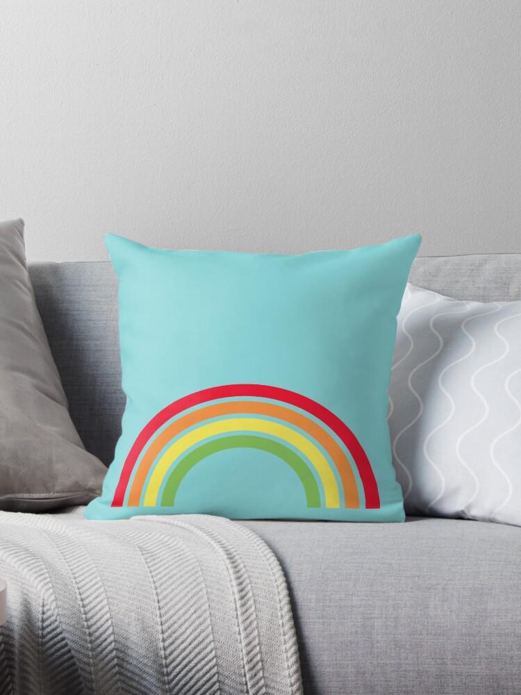 retro rainbow by chromatosis