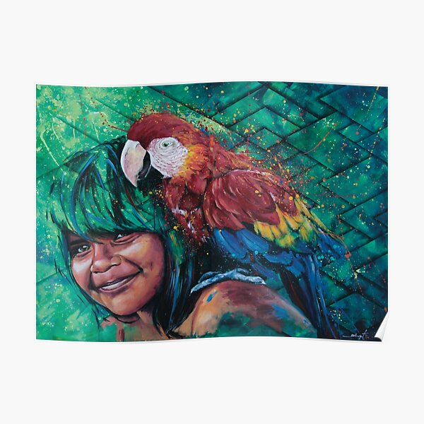 Amazonie  Poster