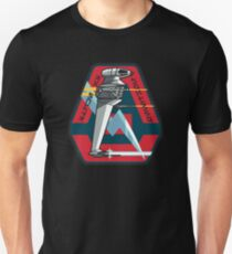 B-WING SQUADRON PATCH Unisex T-Shirt