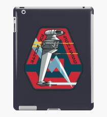 B-WING SQUADRON PATCH iPad Case/Skin