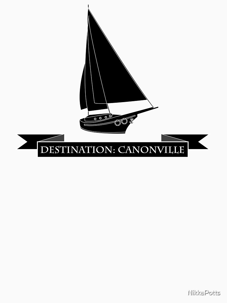 Destination: Canonville by NikkaPotts