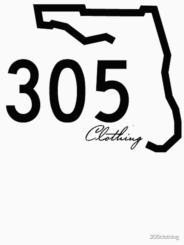 305 Clothing - White by 305clothing