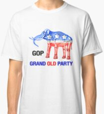 GOP - The Grand OLD Party Classic T-Shirt