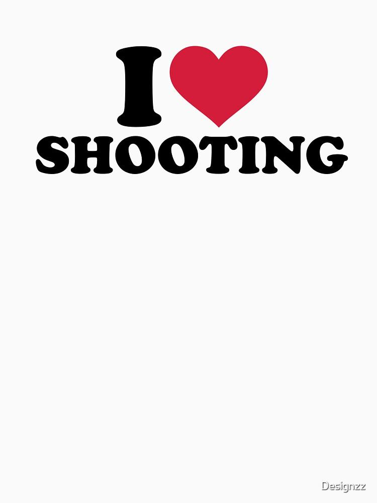 I love shooting by Designzz