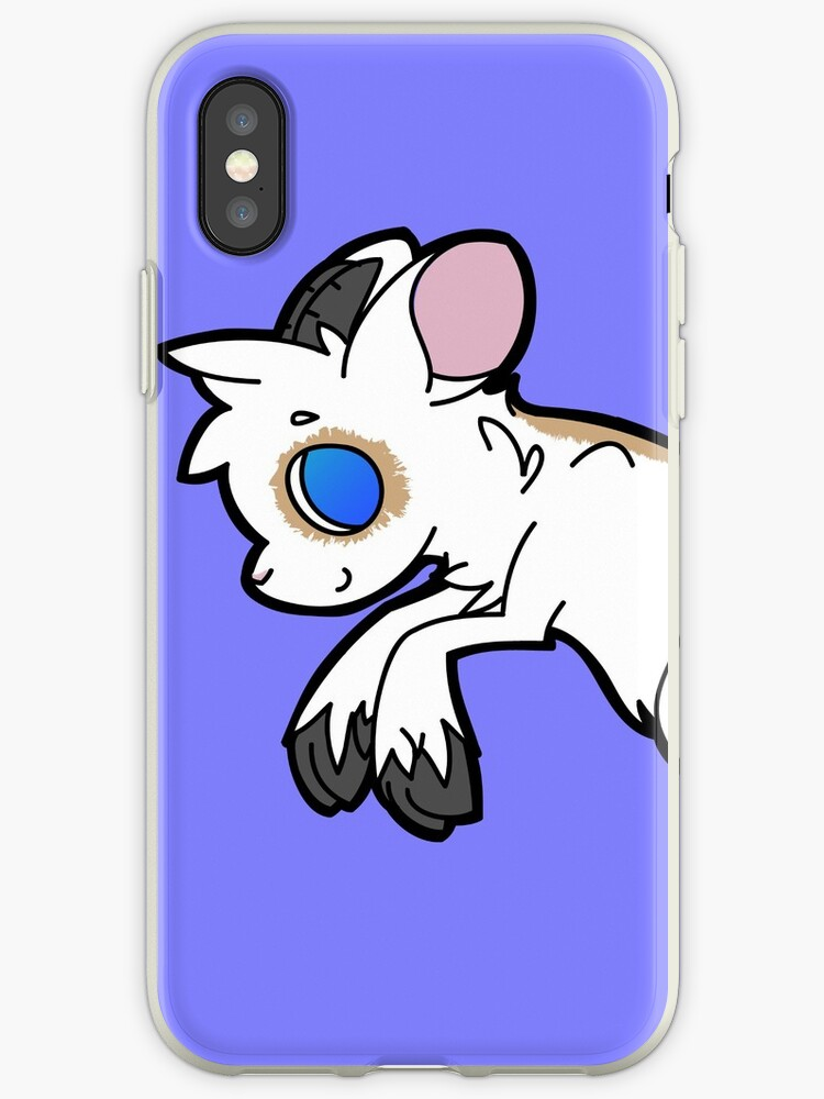 Baby Goat Phone Case by deadlymeow