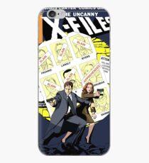 The Uncanny X-Files iPhone Case