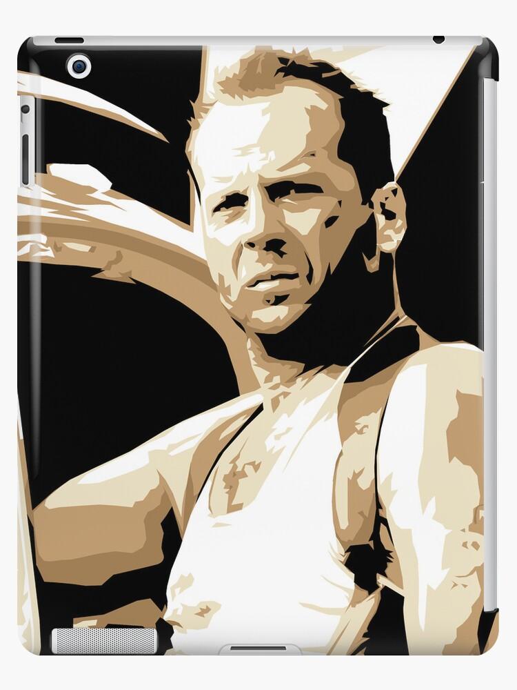 Bruce Willis Vector Illustration by EJTees