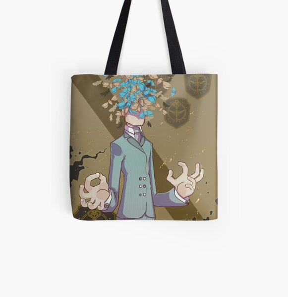 The Beast (The Magicians) All Over Print Tote Bag
