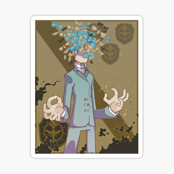 The Beast (The Magicians) Sticker
