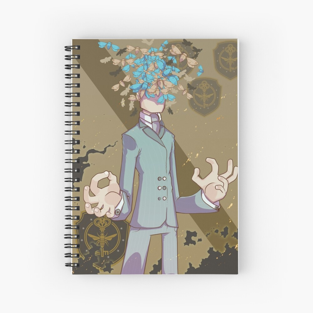 The Beast (The Magicians) Spiral Notebook