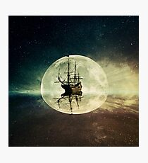 ghost ship II Photographic Print