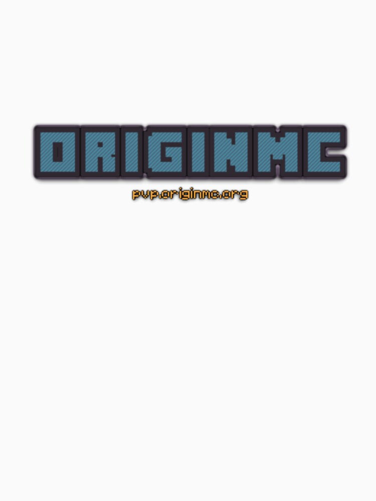 OriginMC Shirt Logo by thebeastie