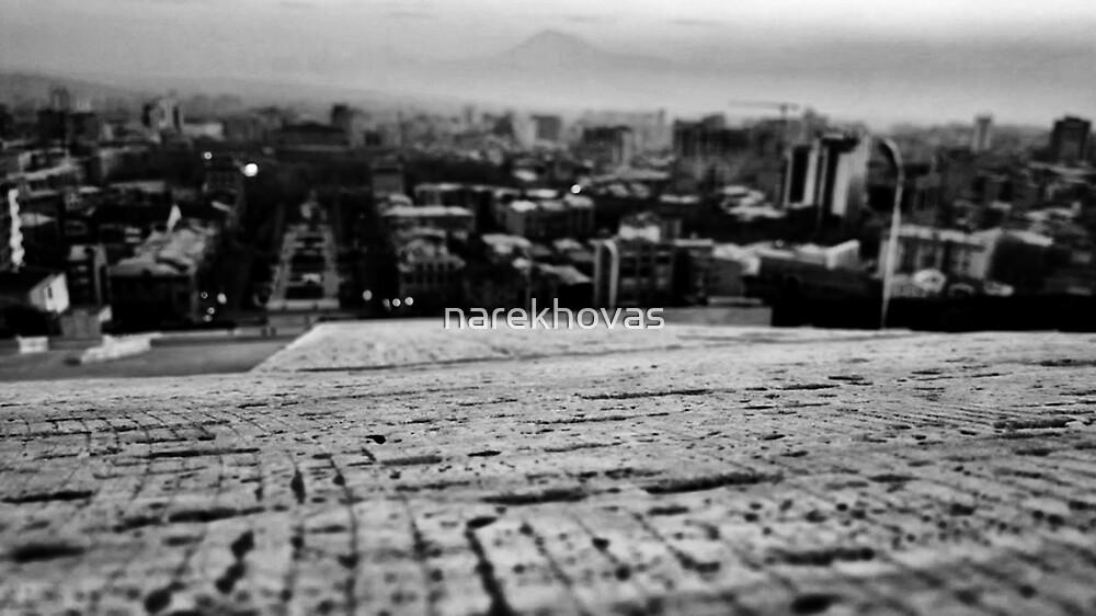 Tilt-shift & a city by narekhovas