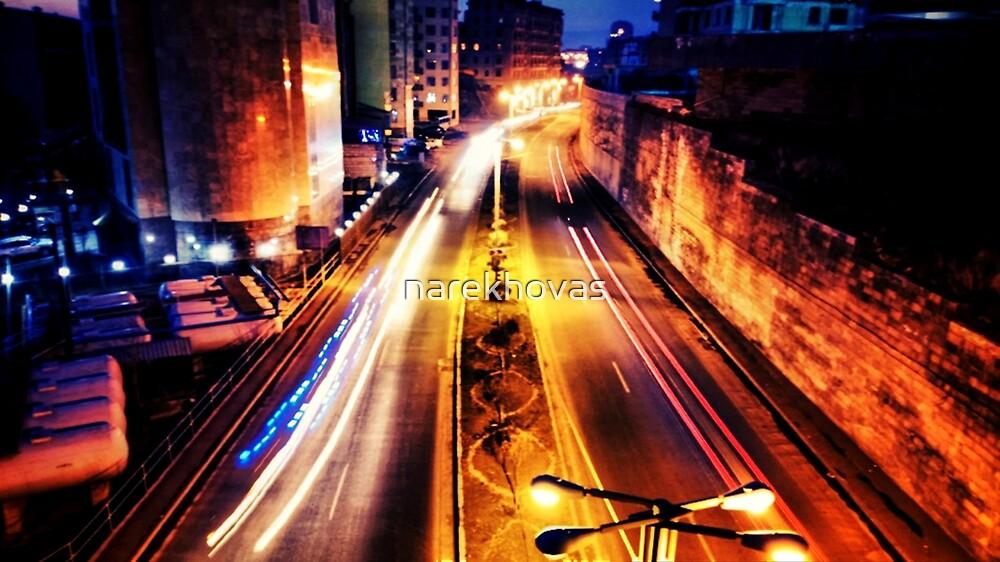 Fast streets by narekhovas