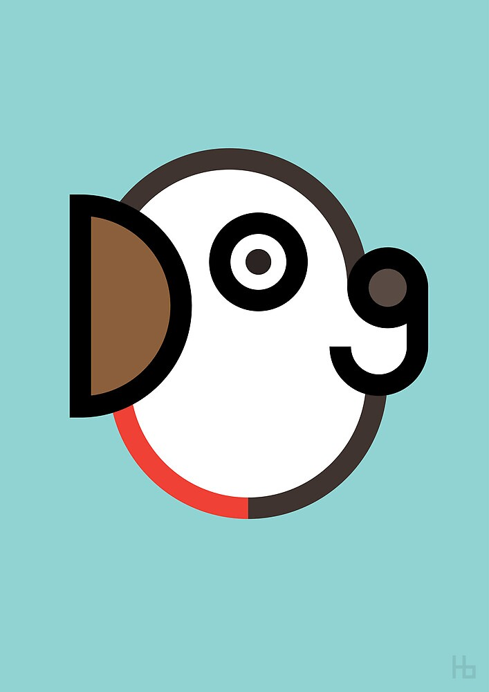 Dog by Haasbroek