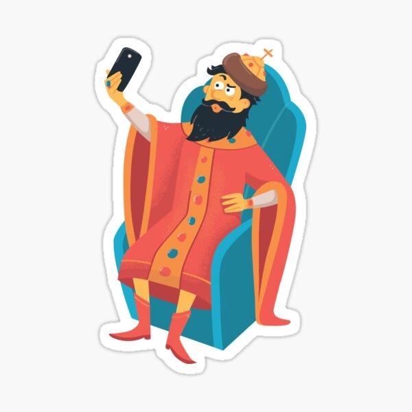 Modern Tsar Sticker