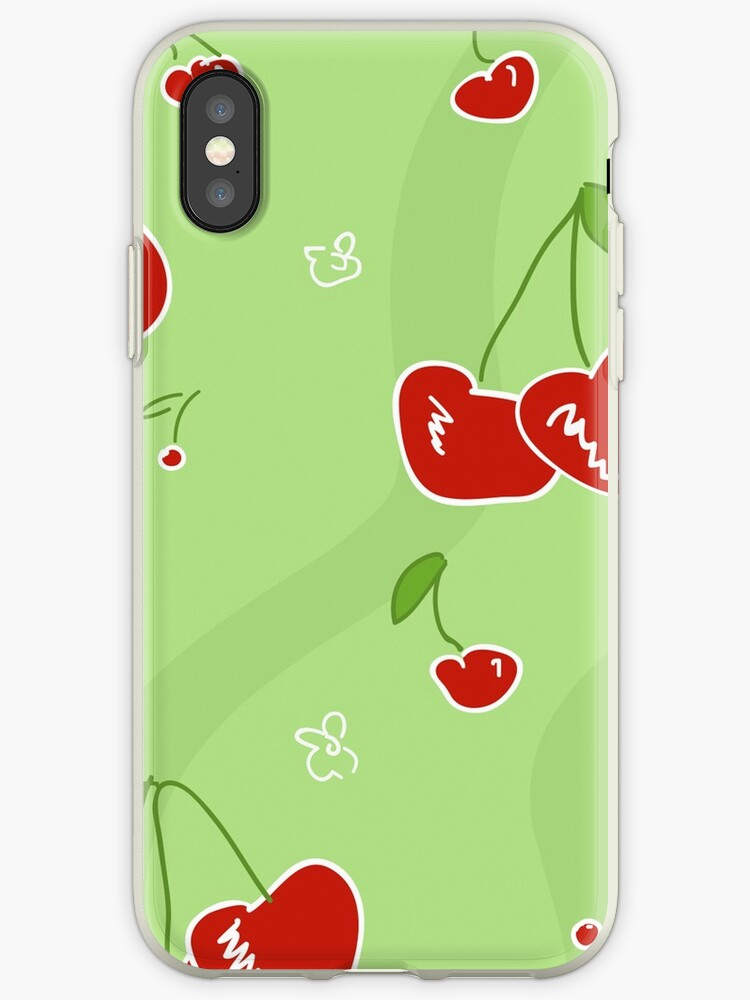 Cherry cover by carety