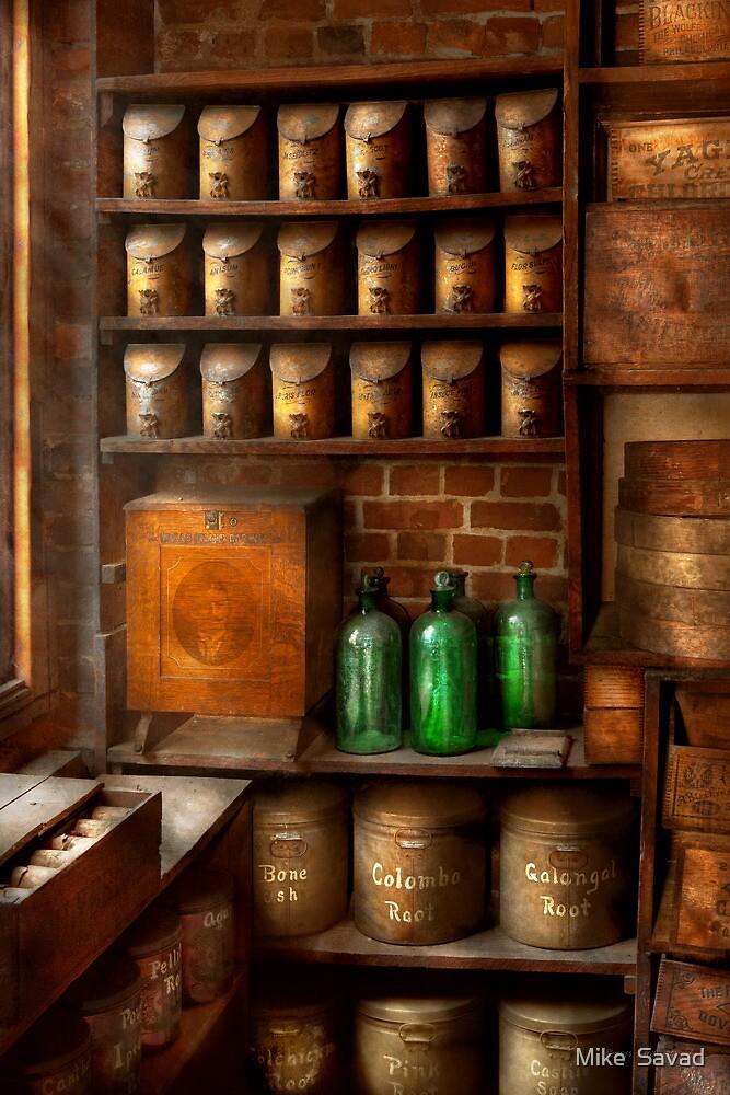 Pharamacy - Pharmacuetical magic  by Michael Savad