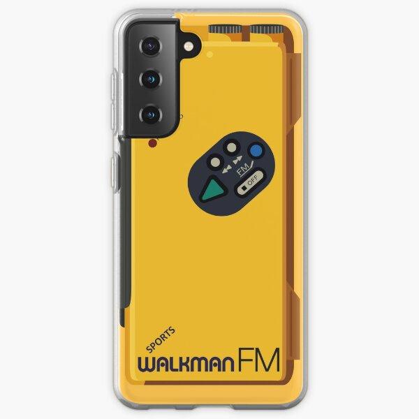 QuickSilver Cosplay Walkman for Samsung Samsung Galaxy Soft Case