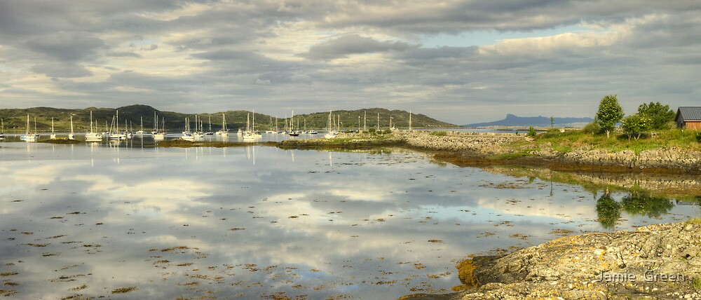Safe Harbour by Jamie  Green
