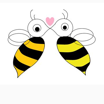 Kissing bumbles  by Windmiller