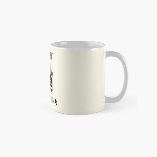 F*ck Off, I'm Writing Classic Mug