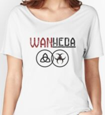 Wanheda - The 100 Women's Relaxed Fit T-Shirt