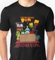 Camiseta ajustada Mercado negro de Chao