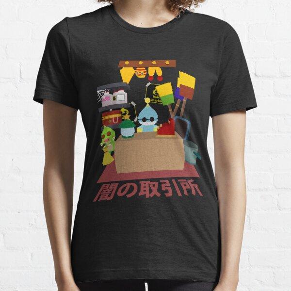 Chao Black Market Essential T-Shirt