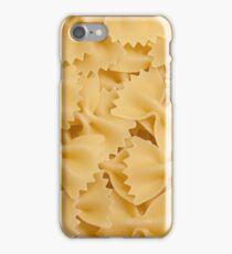background pasta iPhone Case/Skin