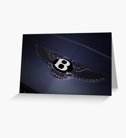 Angel's Wings Greeting Card