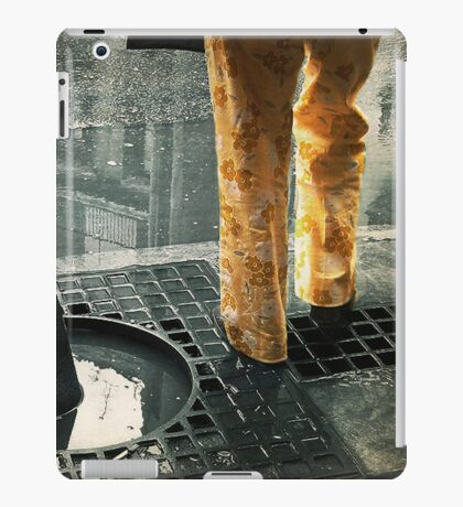 A Rainy Day iPad Case/Skin