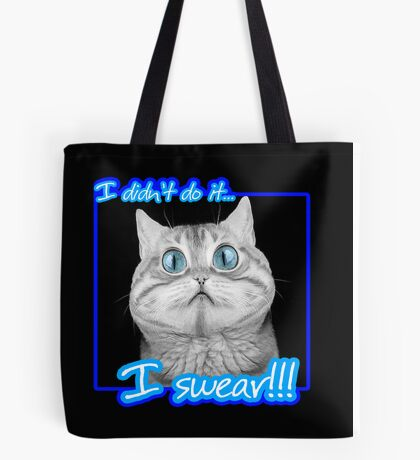 Who...Me??? Tote Bag