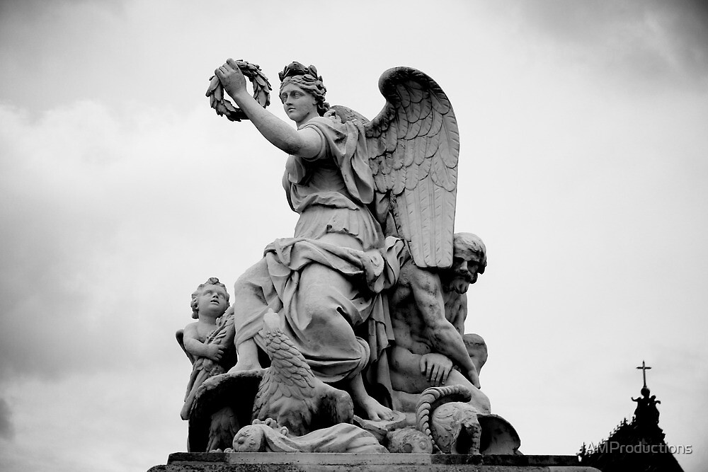 Stone Angel  by JAMProductions